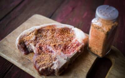 Half hog or 2 pork chops and a pound of bacon?